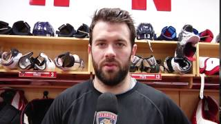 NHL Florida Panthers' Keith Yandle Gives a Shout Out to Seabees