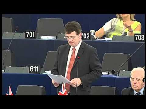 Gerard Batten urges European Parliament to reject ACTA