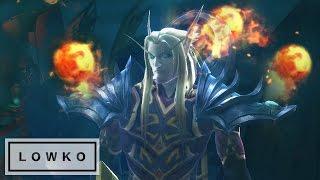 World of Warcraft: Legion Gameplay - Fighting Death!