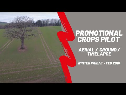 Promotional crops video 2.7k UHD 1