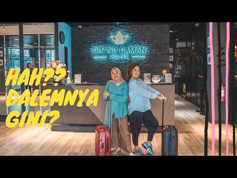 Penasaran sama Grand Caman Hotel Bekasi - VLOG Enjoy Bekasi