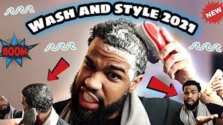 TUTO: Wash And Style 2021 #360waves #washandstyle #2021 #tuto