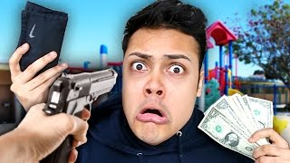 I JUST GOT ROBBED!!! WHAT SHOULD I DO !?! 👮 (911 Operator) thumbnail