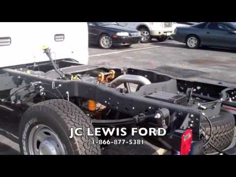 Jc Lewis Ford Savannah Ga >> 2011 Ford F-250 Cab Chassis from JC Lewis Ford in Savannah ...