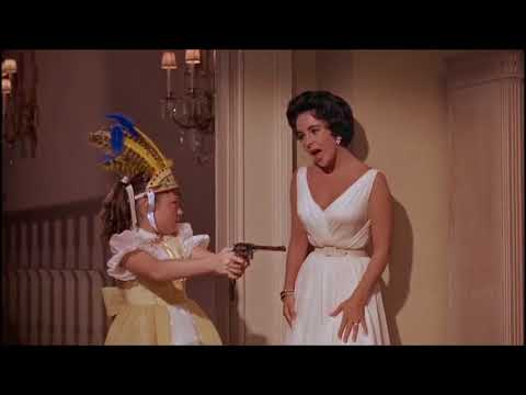 "No Neck Monsters - ""Cat On A Hot Tin Roof"" - Elizabeth Taylor"