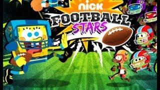 Nick Football Stars Full Gameplay Walkthrough