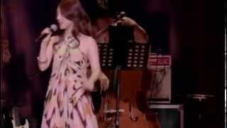 Hitomi Shimatani Live crossoverⅣ 2010 Japan.