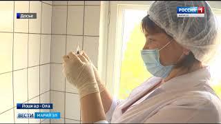 В Марий Эл началась вакцинация от гриппа