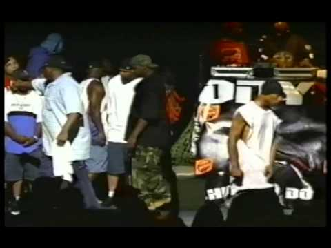 Onyx - 1998 - Live From Harlem, NY (The Apollo Theater - 125 N.Y.C.) [July 18, 1998]