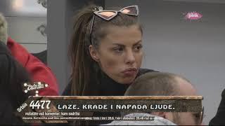 Zadruga 2   Svađa Lune I Dragane Oko Marka Miljkovića   15.11.2018.