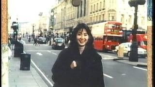 KDD CM 国際電話001 ♪高橋洋子.