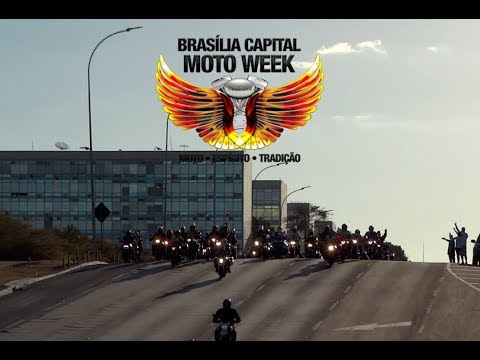 Brasília Capital Moto Week 2017
