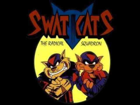 Swat kats intro season 1