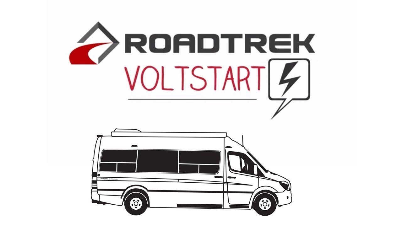 VoltStart - Remote RV Auto Starter for Your Batteries