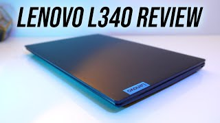 Lenovo IdeaPad L340 Gaming Laptop Review