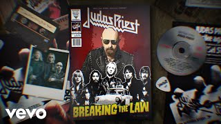 Judas Priest - Breaking the Law (Official Lyric Video)