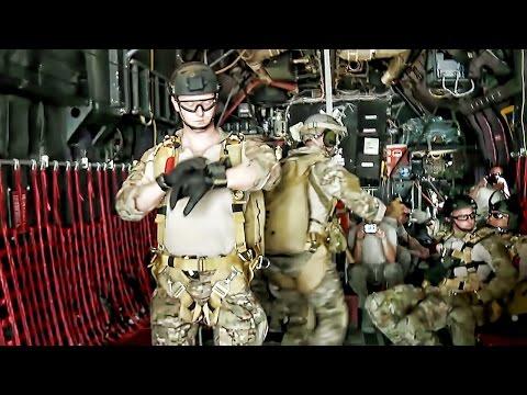 USAF Airmen In Action • Pararescuemen Operations