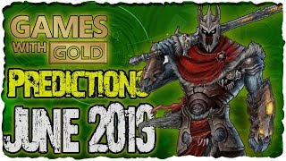 Xbox Games With Gold Predictions June 2019 | Xbox Live Gold June 2019