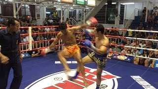 Lerd Mongkol Sumalee VS Sudteerak Phuket top Team: Bangla Boxing Stadium, 5th December 2014
