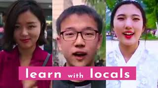 Learn a Language with Locals