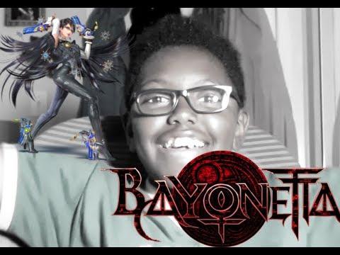 Game Play W/ Nathanael : Bayonetta |