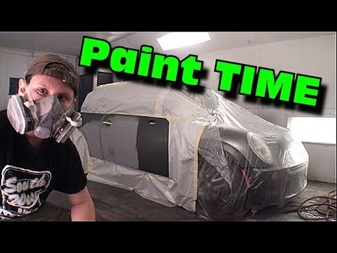 How To Fix A Dent From Start To Finish - Part 3 -Blending The Paint Perfect
