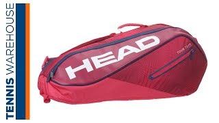Head Tour Team 6 Pack Combi Tennis Bag