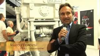 ISOTTA FRASCHINI MOTORI S.P.A. - Salone Nautico Genova 2011