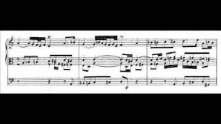 J.S. Bach - BWV 614 - Das alte Jahr vergangen ist