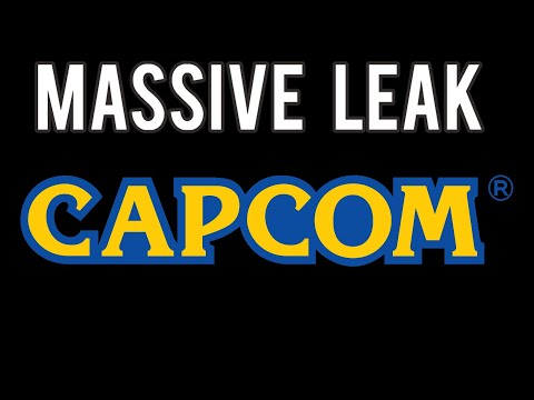We need to talk about that Massive Capcom Leak | MVG