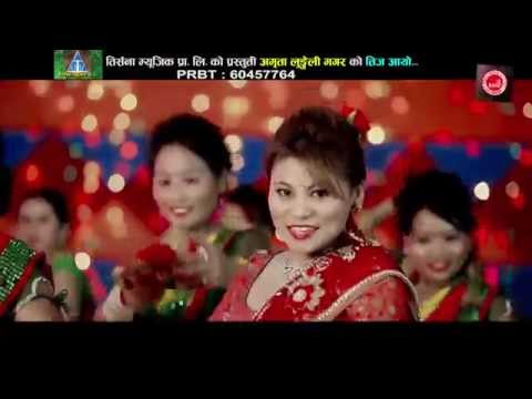 New Teej Song 2015/2072 Teej Aayo  तीज आयो  by Amrita Lungeli Magar HD