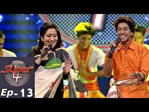 Super 4 I Ep 13 -  Sreehari and Sujatha takes over the floor! I Mazhavil Manorama