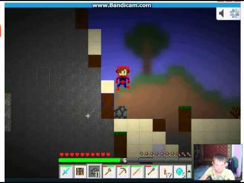 Игра Майнкрафт - блоки онлайн(6 СЕРИЯ) Везуха!!!