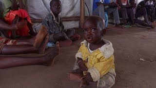 Uganda struggling to cope with influx of refugees