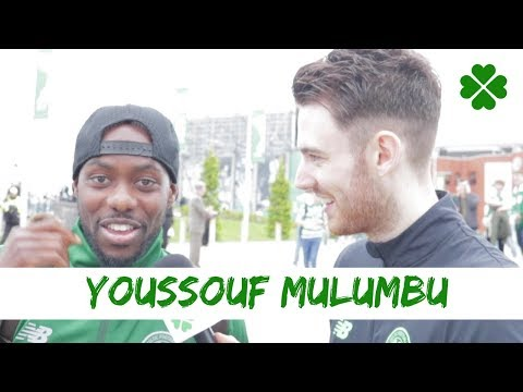 We talk to Youssouf Mulumbu! | Celtic 1-0 Rangers