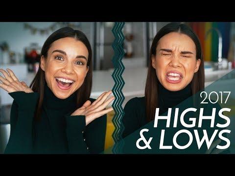My Highs & Lows of 2017 | Ingrid Nilsen