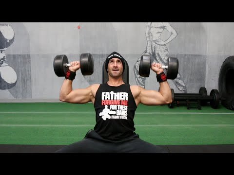 Most Alpha Shoulder Exercises