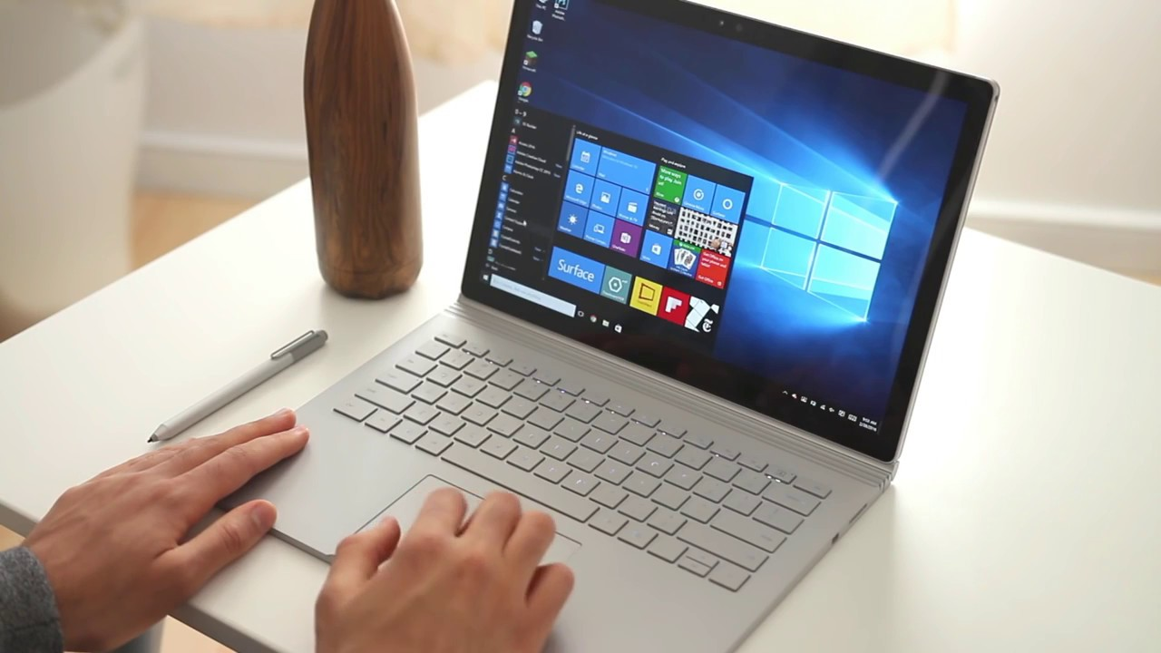 Image result for Microsoft Surface Book (Intel Core i5, 8GB RAM, 128GB)