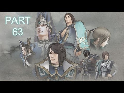Dynasty Warriors 7 Walkthrough PT. 63 - Battle of Dongxing (Zhuge Dan / Wang Yuanji)