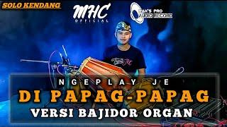 Download Di papag papag versi bajidor melenoyy || solo kendang || live record audio
