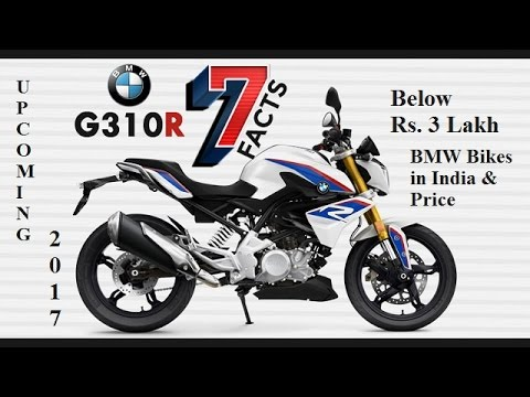 Bmw Bikes Price In India