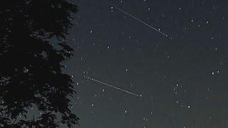 Perseiden: Sternschnuppenstrom dieses Jahr besonders eindrucksvoll