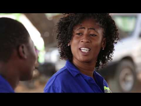 Powering Mozambique - How to make a difference | Eni Video Channel
