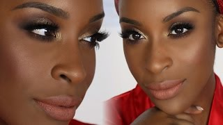 Everyday Makeup Tutorial | Jackie Aina YouTube Videos