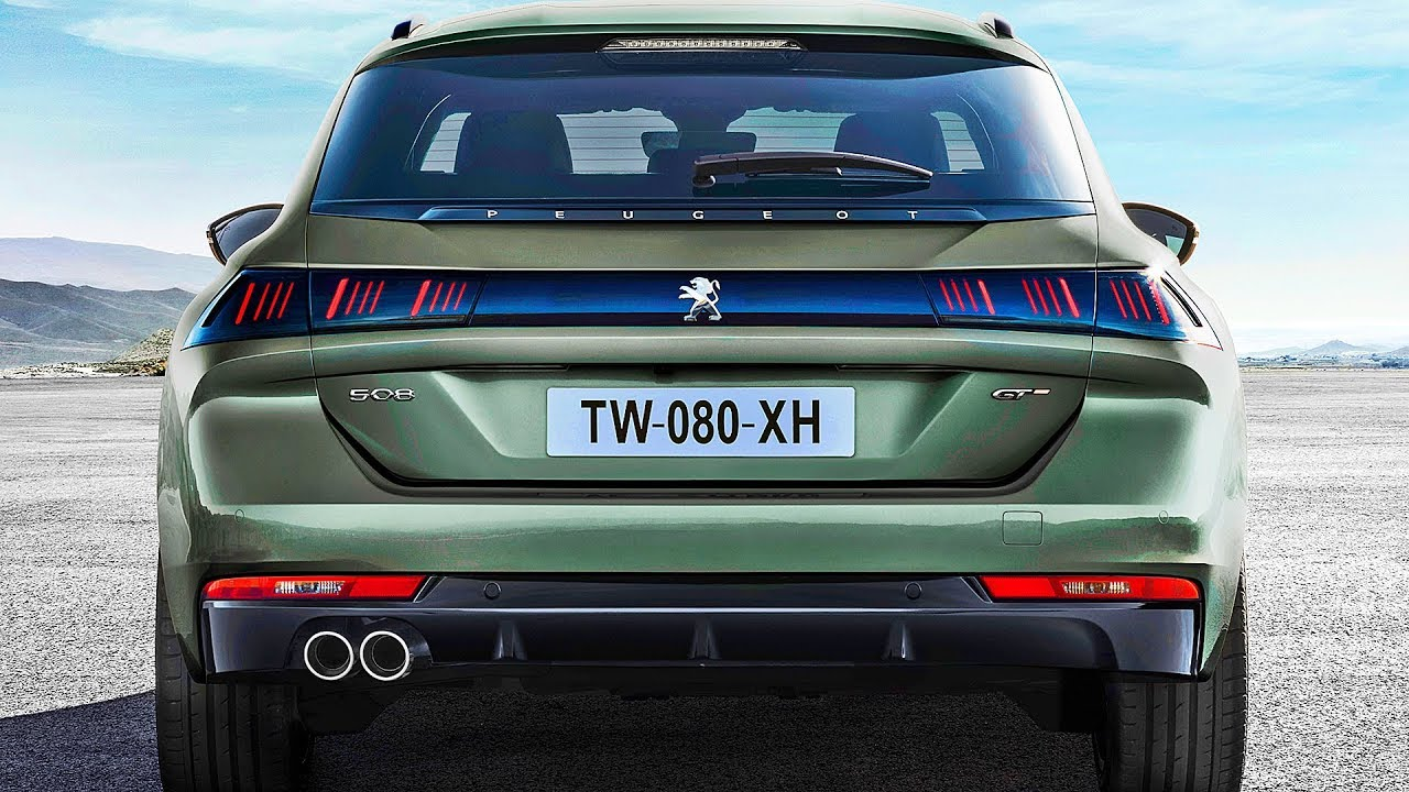 Peugeot 508 Sw 2019 The Best French Wagon Youtube
