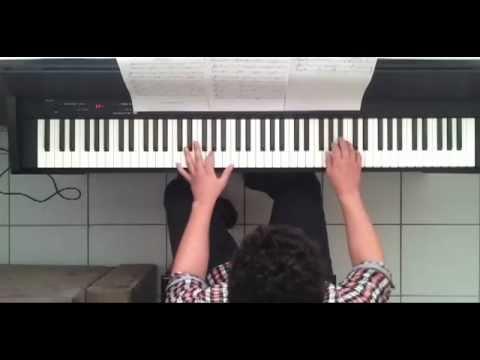 Le Château dans le ciel - Theme de Laputa (piano) poster