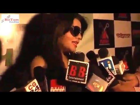 Shraddha Sharma Byte  Film Allahabad Se Islamabad Muhuurt