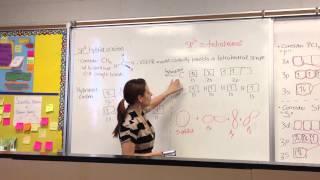 vsepr theory p 1a how hybrid orbitals form