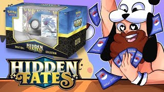 The Pulls in This Great Ball Collection Box Were Absolutely CRAZY! - POKEMON HIDDEN FATES