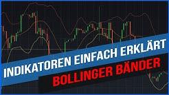 Einfach erklärt: Bollinger Bänder